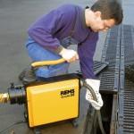 maszyna do elektromechanicznego udrażniania kanalizacji kraków